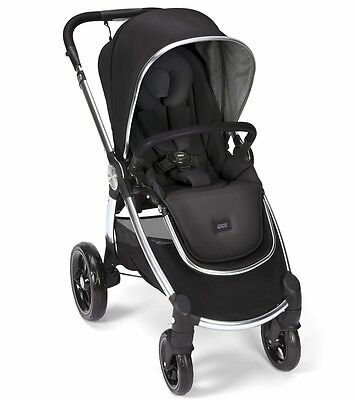 Mamas & Papas 2017 Ocarro Stroller in Black Brand New Free Shipping!!