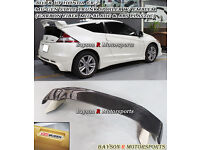 Fits 11-15 CR-Z 2dr Mu-gen RZ Style Side Skirts ABS