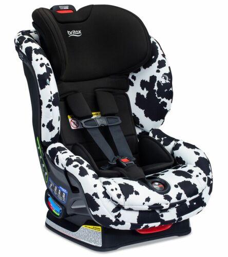 Britax Boulevard ClickTight Convertible Car Seat - Cowmooflage 2.0 (SafeWash) Fa