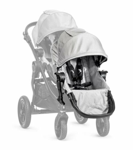 Baby Jogger City Select Second Seat Kit - Silver