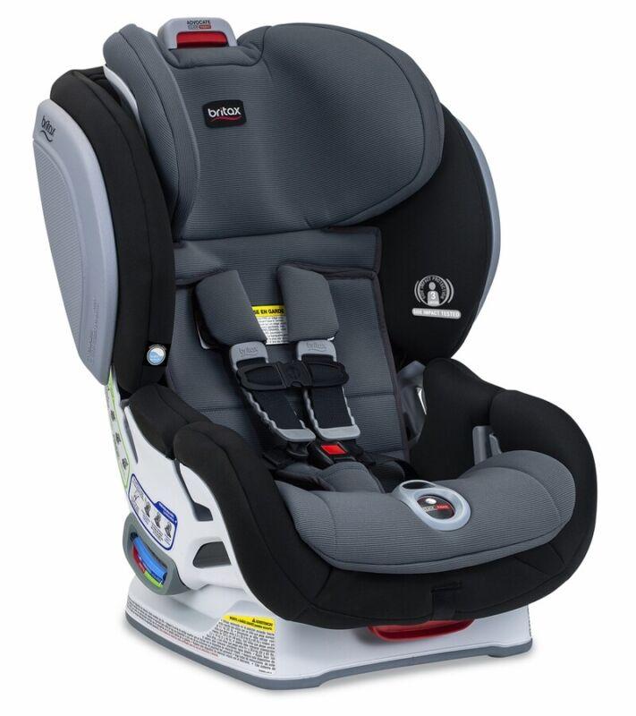 Britax Advocate ClickTight Convertible Car Seat SafeWash Otto NEW! (open box)