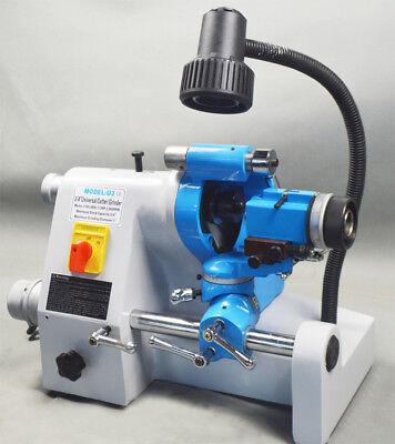 Ce U3 110v60hz R8 Collets Universal Cutter Grinder Sharpener End Mill Lathe Bit