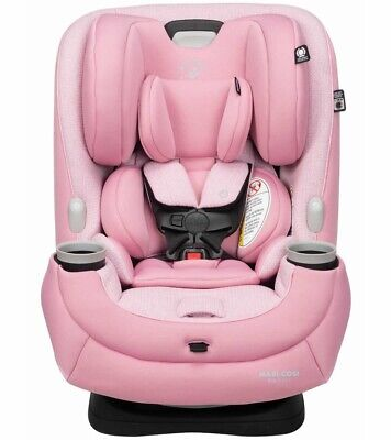 Maxi-Cosi Pria 3-in-1 Convertible Car Seat, Rose Pink Sweater - NEW! Free Ship!
