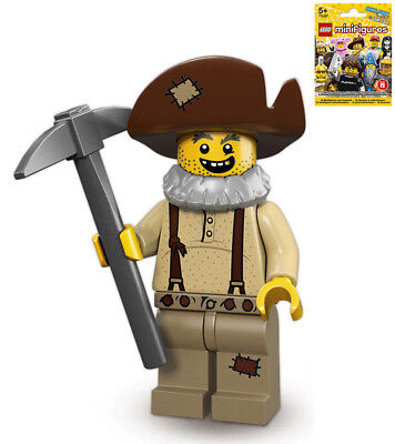 LEGO 71007 MINIFIGURES Series 12 #08 Prospector