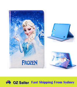 new frozen queen elsa cover case for samsung galaxy tab s