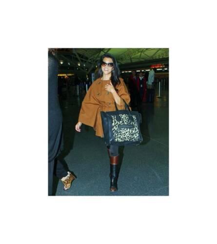 Kourtney Kardashian Personally Owned Worn Jacket with her COA