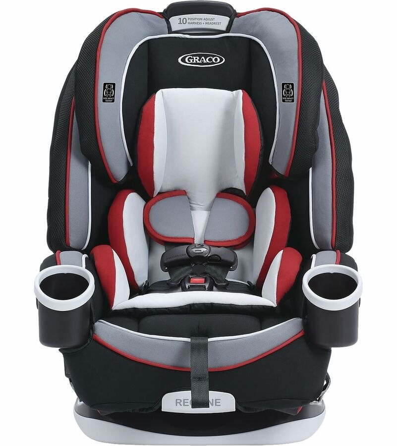 forever car seat graco 4ever carseat booster baby safety carrier infant toddler 47406134304 ebay. Black Bedroom Furniture Sets. Home Design Ideas