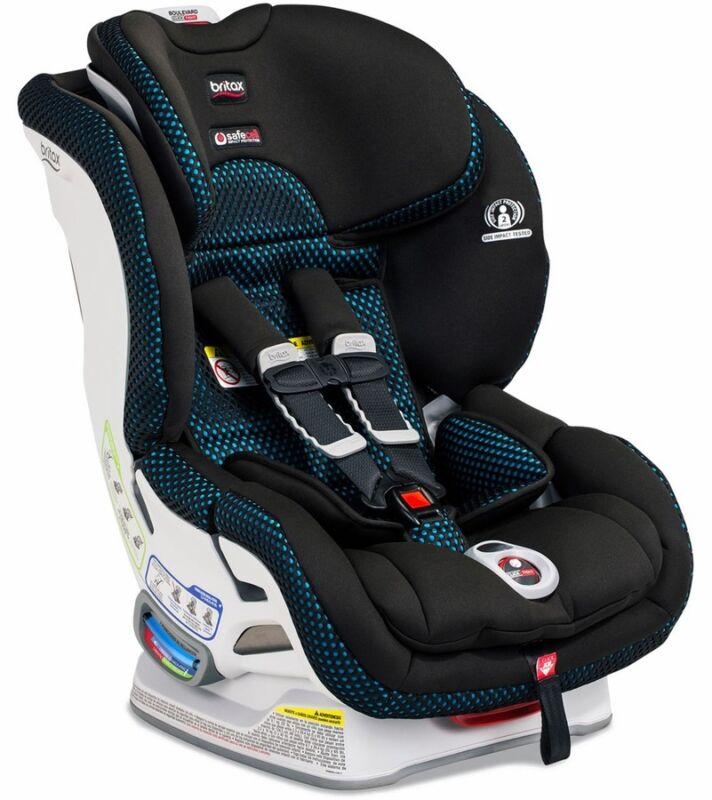 Britax Boulevard ClickTight Car Seat Cool Flow Teal Brand New
