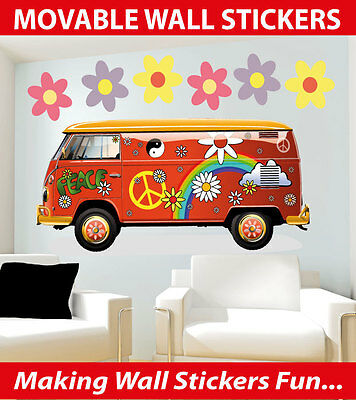 Kombi Wall Stickers