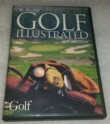 The Best Of Golf ILLUSTRATED COLLECTION Vol 1 (DVD) Preowned!