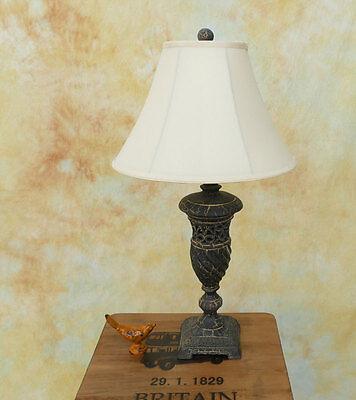 Tischlampe Lampe Stehleuchte Tischleuchte Stoffschirm Leuchte PQ024-b