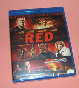 Red Special Edition Blu Ray