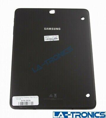 "Genuine Samsung Galaxy S2 SM-T813 9.7"" Black Housing Frame Back Cover"
