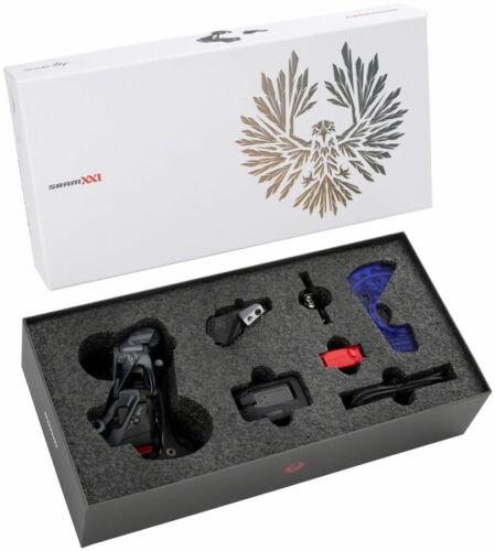 SRAM XX1 Eagle AXS Upgrade Kit - Rear Derailleur (52t), Shifter, Battery / Charg