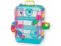 Hamster Cage excellent condition