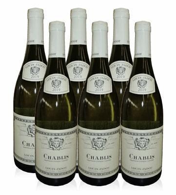 Louis Jadot Chabilis AOC Weißwein 6 x 0,75 l Flaschen