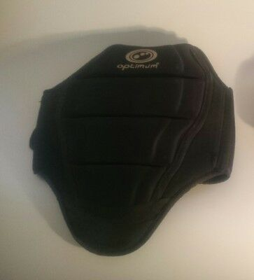 Optimum Lumbar Pad Ski Snow Skate Protection Back Large Bike Downhill