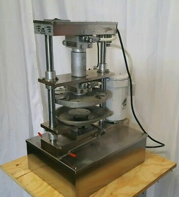 Comtec 2200 Pie Crust Press Dough Press