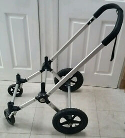 Bugaboo frog first generation chassis with front and back wheels