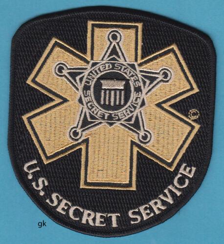 US SECRET SERVICE TACTICAL MEDIC EMT POLICE PATCH  Paramedic
