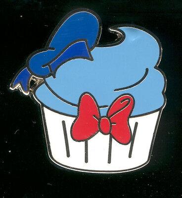 Character Cupcake Mini-Pin Set Donald Duck Disney Pin 82950