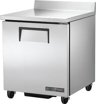 New True Twt-27 28 Worktop Refrigerator W 1 Door 115v