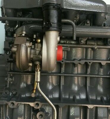 Bobcat 873 Turbo Deutz Bf4m1011f Turbocharger With Gasket Stud Kit