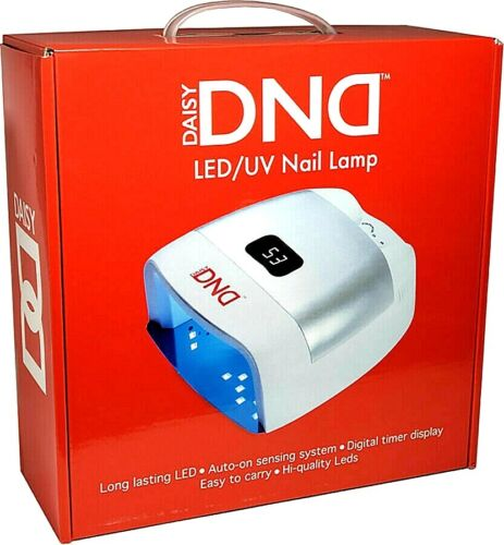 DND Daisy Professional Corded LED/UV Lamp Light Gel Nails Dryer NEW 2019