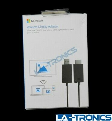 Microsoft Wireless Display Adapter V2 USB 1733 P3Q-00001