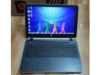 "Brand NEW HP Pavilion 15-p228na 15.6"" Laptop 1TB HDD 4GB RAM Intel Pentium Windows10 1YR Warranty"
