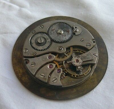 INVICTA MOVEMENT POCKET WATCH - FOR REPAIR OR PARTS - SWISS