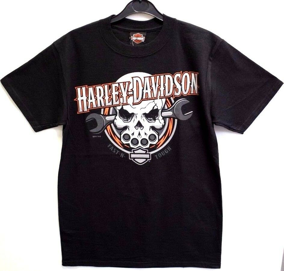 Genuine Harley Davidson Men/'s Willie Swipe Dealer T-Shirt with Robin Hood