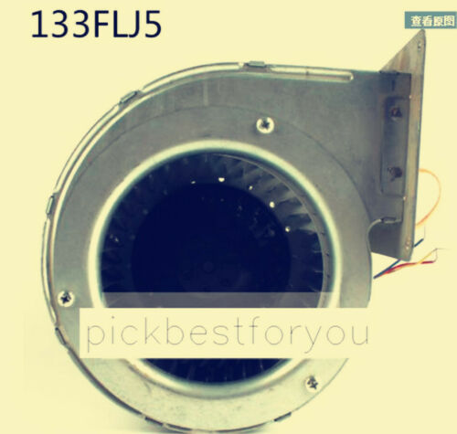 1pc Wilkie 133FLJ5 380V 200W 0.7A 3pin Centrifugal fan #M126C QL