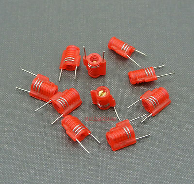20pcs 0709-2.5t Variable Inductorscoil Adjustable