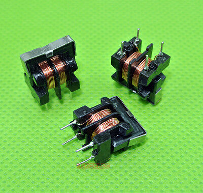 20pcs 50mh Common Mode Inductor Line Filter Uu9.8-50mh