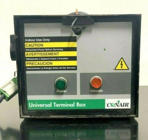 CONAIR UNIVERSAL TERMINAL BOX