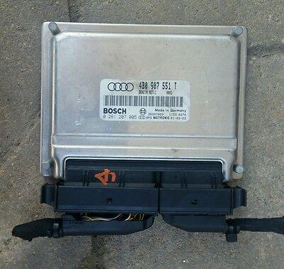 Audi Allroad 01-05 2.7T V6 OEM ENGINE ECU CONTROL MODULE 4Z7 907 551 T