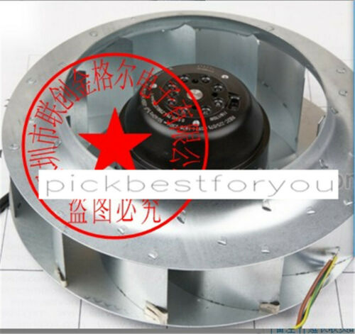 1PC EMC RB2C-225/075 K097 I-1878 High Temperature Fan Ship Express #M304D QL