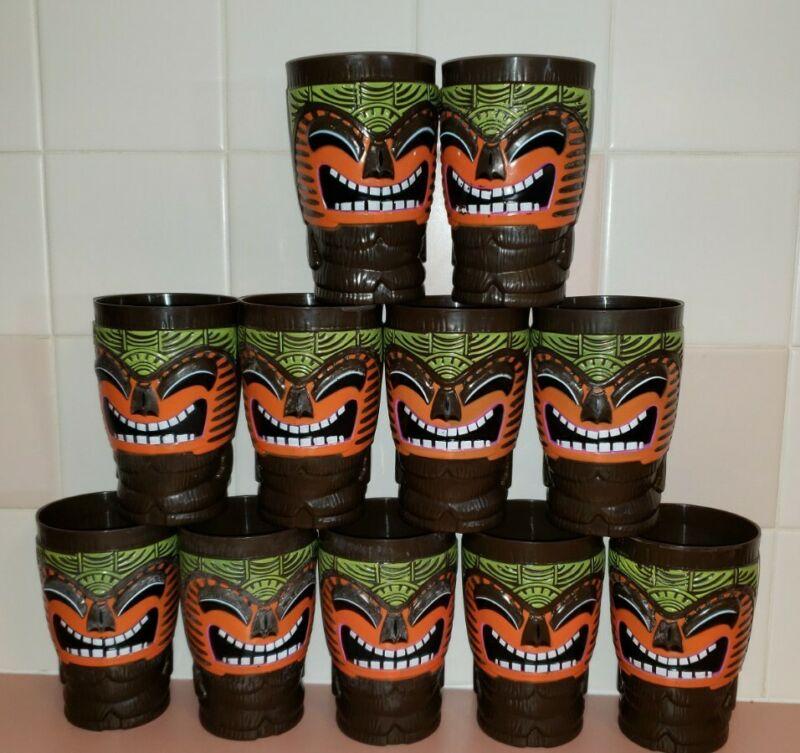 (Lot of 11) Tiki Bar Mugs Bob Chinn