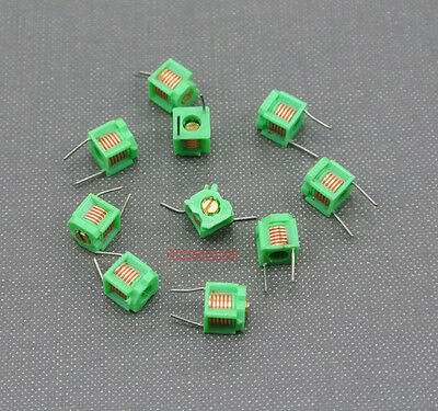 100pcs 5.5t Variable Inductorscoil Adjustable