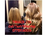 Nano Ring Hair Extensions/Micro Ring Hair Extensions/Tape Extensions & Free Set Of Tangle Teezers