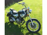 Hipster 125cc bike