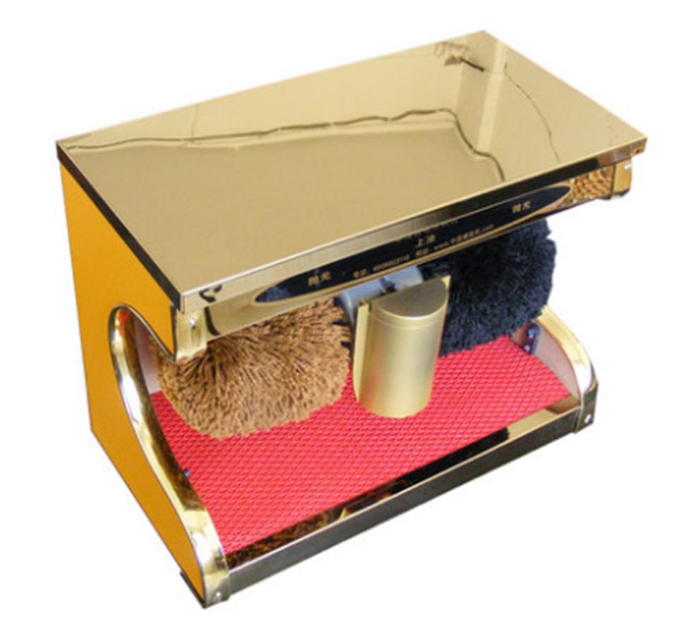 Electronic Household Shoe Polishing Machine Automatic Shoe Cleaning Machine