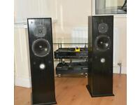 Ruark talisman 2 hi end speakers they sold for £1500 in mk3 when new