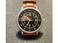 Eaglemoss Collections 1940's Japanese Pilots Watch - Quartz NEW WITH BOX £20