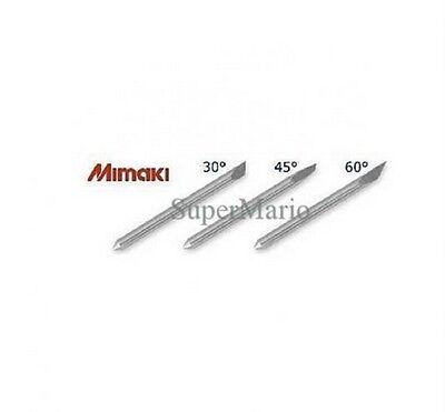 5 X 45 Mimaki Vinyl Cutter Cutting Plotter Blade Cnc Uk