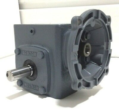 New Boston Gear Motor F718-60-b5-h Speed Reducer Gearbox 601 Ratio 56c