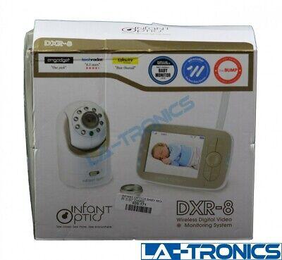 Infant Optics DXR-8 Wireless Digital Video Monitoring System Baby Camera
