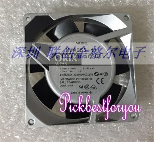 ORIX MU925S-41 Aluminum frame cooling fan AC200V 9.5/8W 90*90*25MM #Mq41 QL