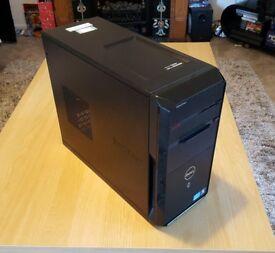 DELL Vostro 460, Intel Core i5-2400 Quad, 8GB, 1TB HDD, DVDRW, Windows 10